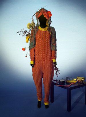 Textile design for a nomad